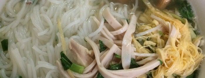 Xôi gà bún thang Hàng Hành is one of Măm măm ~.^.