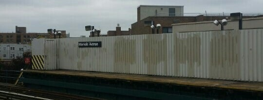 MTA Subway - Intervale Ave (2/5) is one of MTA Subway - 2 Line.