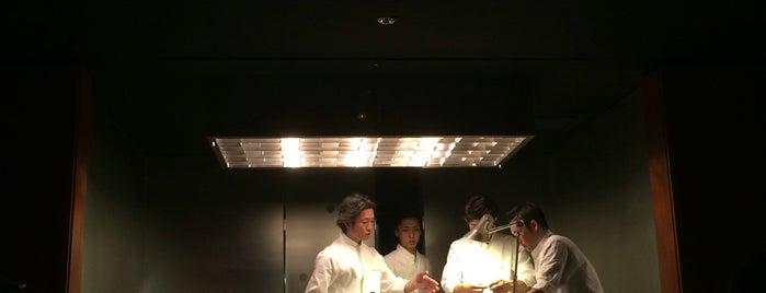 TAKAZAWA is one of Tokyo Fine Restaurants.