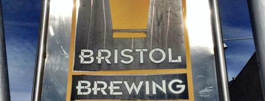 Bristol Brewing Company is one of My Visited Breweries.