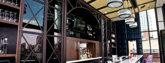 Spyglass Rooftop is one of Outdoor & Rooftop.