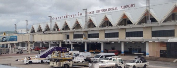 Phuket International Airport (HKT) is one of Fly.