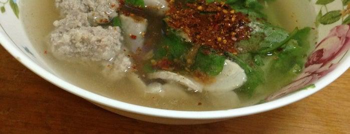 ร้านเลือดหมู ปากจัด is one of Favorite Food.