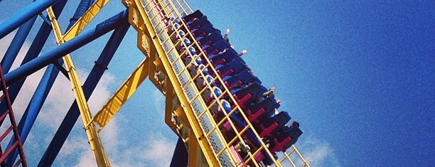 Nitro is one of ROLLER COASTERS.