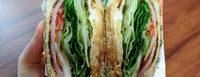 Wich wich Sandwich / 위치위치샌드위치 is one of 대구 Daegu 맛집.
