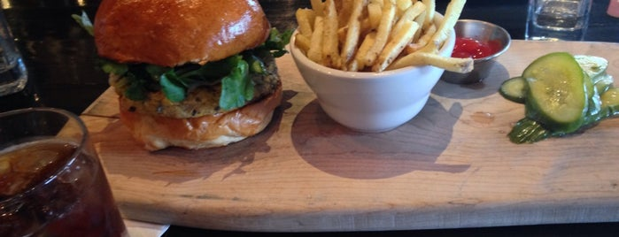 The Morrison is one of LA's Best Hamburgers.