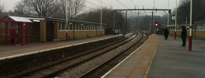 Shipley Railway Station (SHY) is one of East Coast Network.