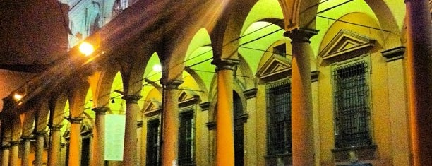 Teatro Comunale is one of Bologna City Badge - Bolognese.