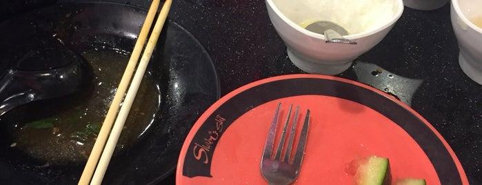 Shabushi is one of Top 10 dinner spots in กรุงเทพมหานคร, ประเทศไทย.