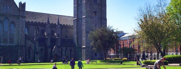 St Patrick's Cathedral | Ard-Eaglais Naomh Pádraig is one of Nipping About.