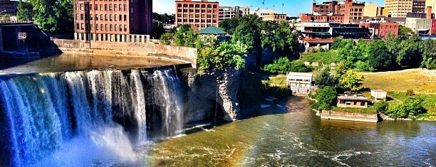 High Falls is one of The Rochestarian's Bucket List #ROC.