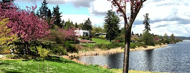 Seward Park is one of Seattle Tour #VisitUs.