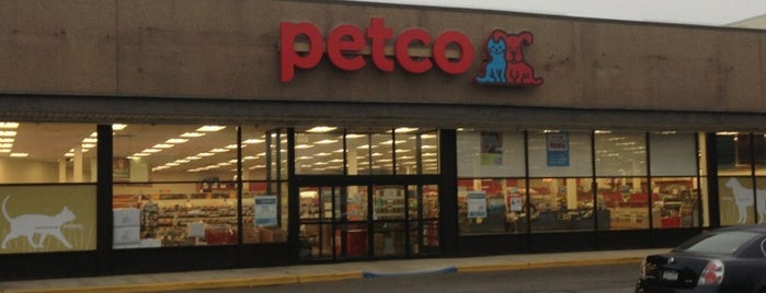 Petco is one of been here.