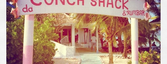 Da Conch Shack is one of Foodie Heaven.