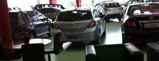 Brabus Mitsubishi is one of Pontos de carona.