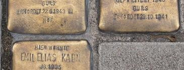 Stolpersteine Familie Kahn is one of Stolpersteine in Frankenthal (Pfalz).