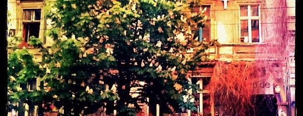 Kastanienallee is one of Berlin.