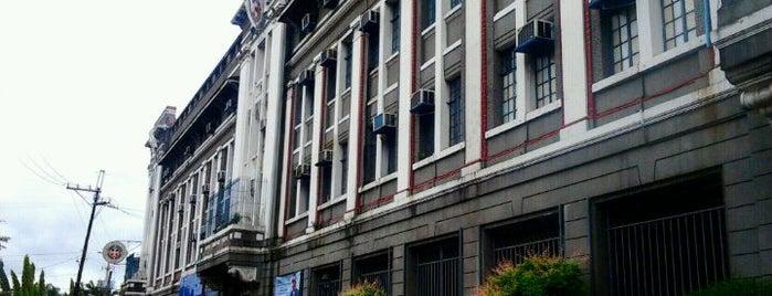 Colegio de San Juan de Letran is one of Best School and Universities.