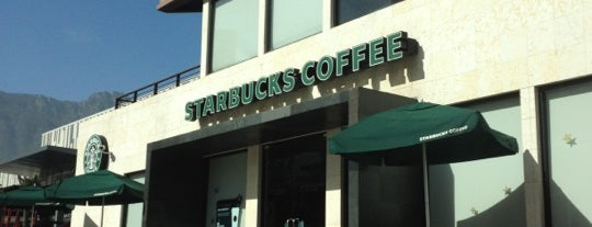 Starbucks is one of Must-visit Food in San Pedro Garza García.