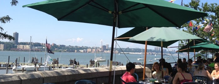 Boat Basin Café is one of NYC's Upper West Side.