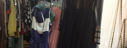 Angel's Vintage Boutique is one of Thrifter.