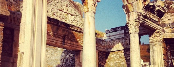 Ephesus is one of İzmir.