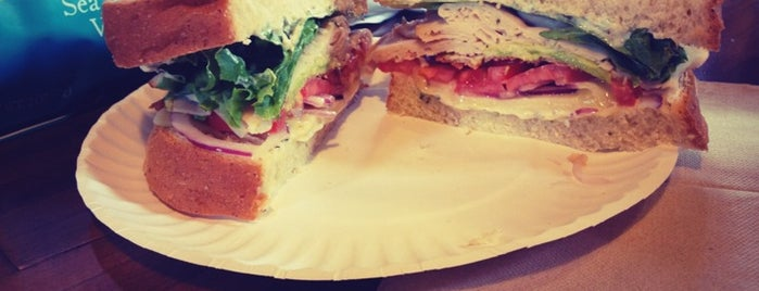 Noonie's Deli is one of Town hangouts for students.