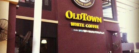 OldTown White Coffee is one of เที่ยว George Town, Penang.