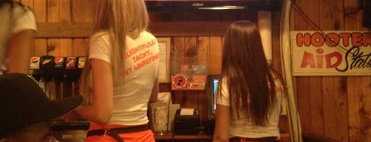 Hooters is one of Must-visit Food in New York.
