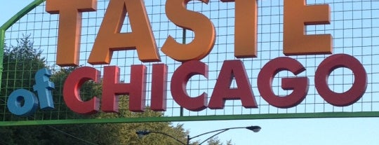 Taste of Chicago is one of Must See Chi List.