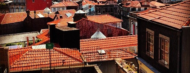 Miradouro da Vitoria is one of Porto.