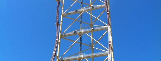 Top Thrill Dragster is one of Top picks for Theme Parks.