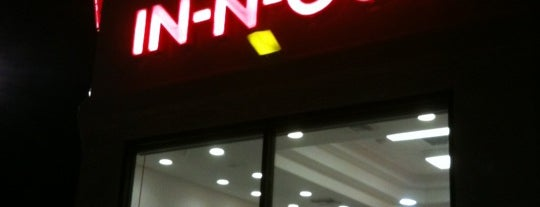 In-N-Out Burger is one of My Most Visited Places!.