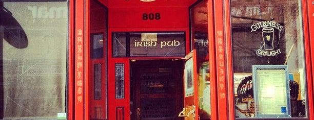Fadó Irish Pub & Restaurant is one of Reminders.