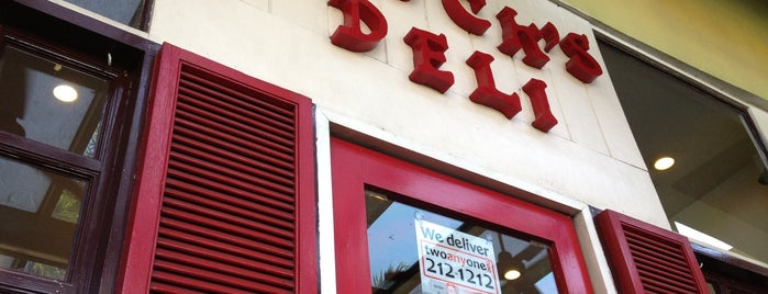Chuck's Deli is one of Thumbs up!.
