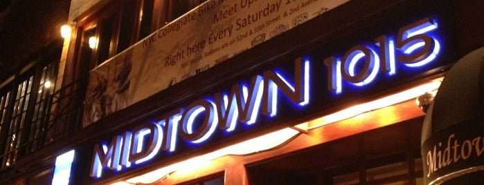 Midtown 1015 is one of Top picks for Bars.