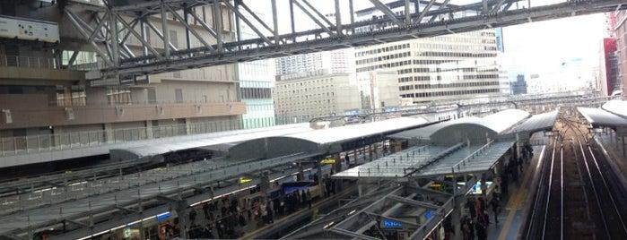 大阪駅 橋上駅舎 is one of JR線の駅.