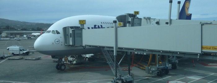 Lufthansa Flight LH 455 is one of The Lufthansa A380 flights.