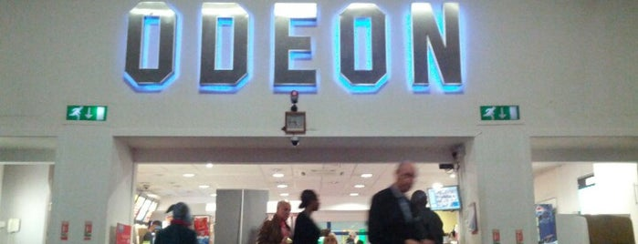 Odeon is one of Birmingham Student Life.