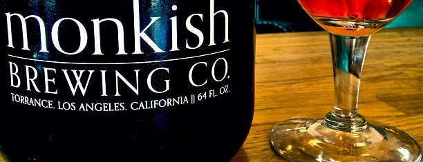 Monkish Brewing Co. is one of BEER!.