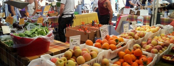 Ferry Plaza Farmers Market is one of San FrN.