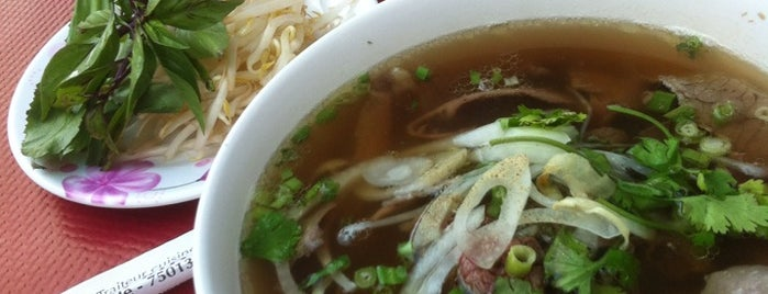 Pho Bida Viet Nam is one of Best vietnamese restaurants in Paris.