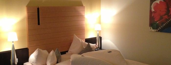 Best Western Plus Palatin Kongresshotel is one of Hotels.