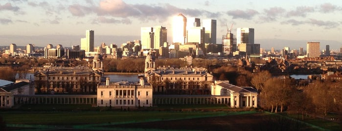 Greenwich Park is one of Places to Visit in London.