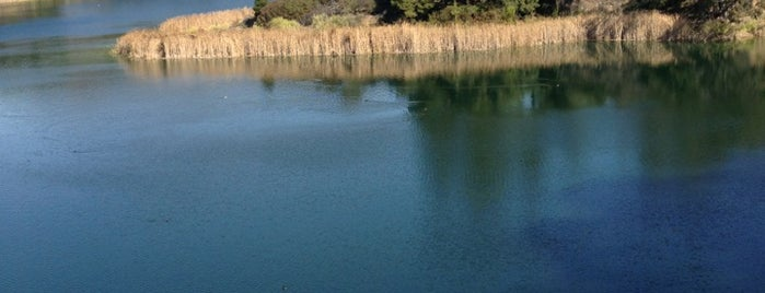 Lake Hollywood Reservoir is one of Favorite places.