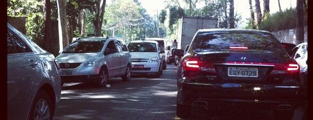 Avenida Morumbi is one of Principais Avenidas de São Paulo.