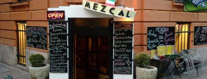 Mezcal Mexikói Étterem is one of Megnézni.