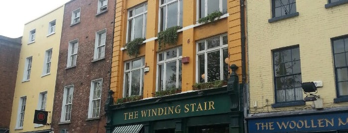 The Winding Stair is one of PIBWTD.