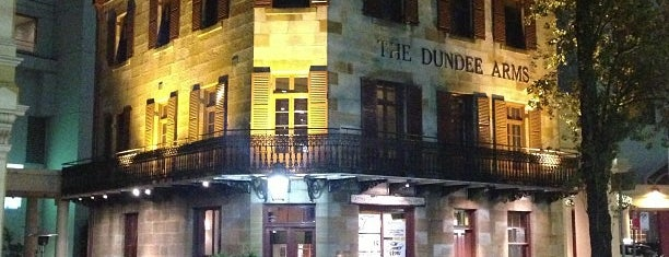 Dundee Arms is one of Sydney Pubs.