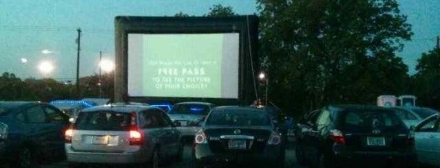 Blue Starlite Mini Urban Drive In is one of Film Aficionado.